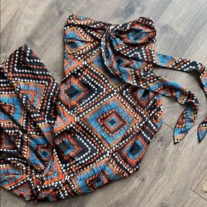 Band of Gypsies Maxi Dress (S)
